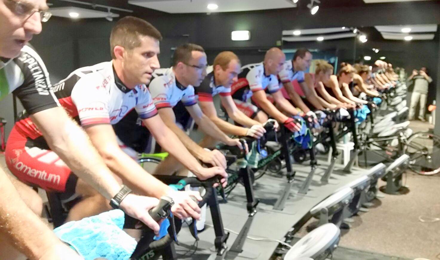 אימון טריינר אופניים